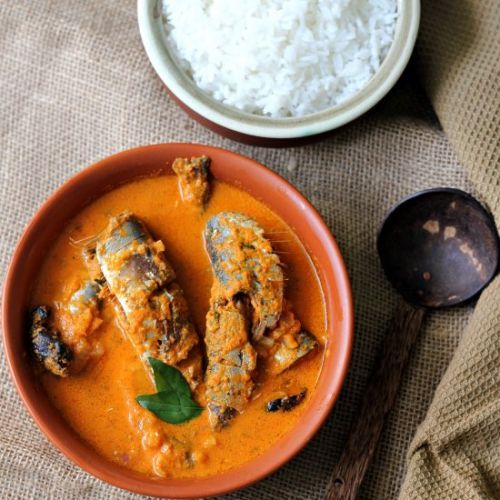 Country Style Sardine Curry