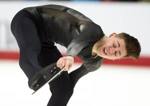 Sadovsky wins Canadian figure skating title, spot at worlds