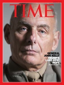 Every Major Moment of John Kelly's Rise and Fall in Trump's White House