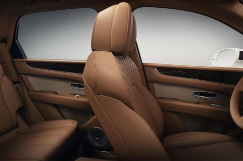 Bentley Is Now Offering Premium Tweed Trims for Its Interiors