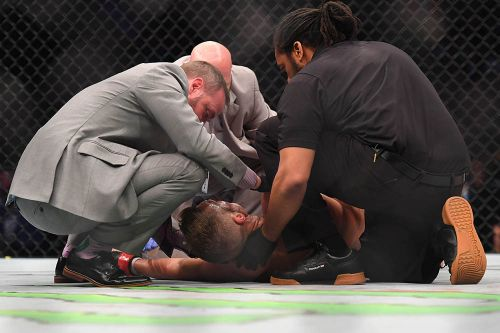 USA TODAY Sports/MMA Junkie MMA rankings, March 26: How far did 'Wonderboy' tumble?