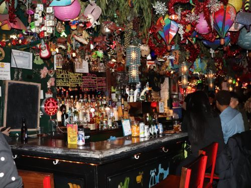 Cubbyhole is New York City's best-known lesbian bar. We visited the tiny West Village spot that's a 'second home' to its regulars - here's what it was like