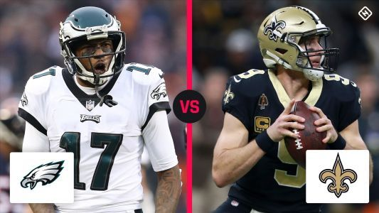 Eagles vs. Saints: Score, results, highlights from NFC divisional round game