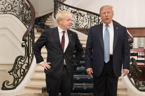 UK looks to the White House with plan to televise press briefings