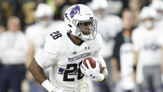 Northwestern RB Jeremy Larkin retires from football after cervical stenosis diagnosis