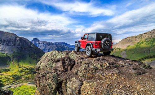 Splurge on an Over-the-Top Road Trip Through the Rocky Mountains