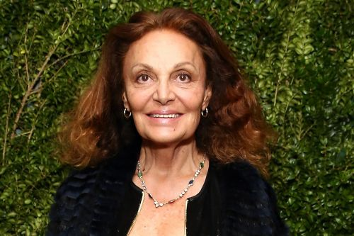 Diane von Furstenberg's dating advice: It's 'not cute to be needy'