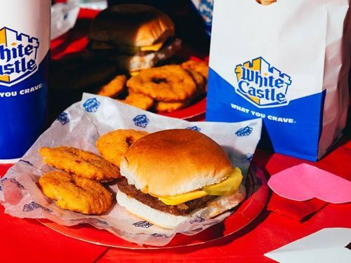 Valentine's Day Dinner at White Castle Actually Isn't the Worst Idea