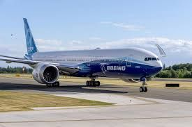 Maiden flight completed by World's largest twin-engine plane, Boeing 777X