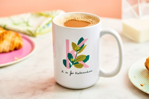 7 Monogram Mugs That Get Our Seal of Approval