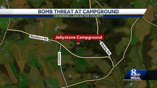 Police investigating campground bomb threat in Lancaster County