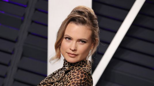 Supermodel Behati Prinsloo Shares Rare Selfie With Her Daughters for a Good Cause