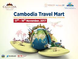 Cambodia travel mart to take place from November 17th to 19th