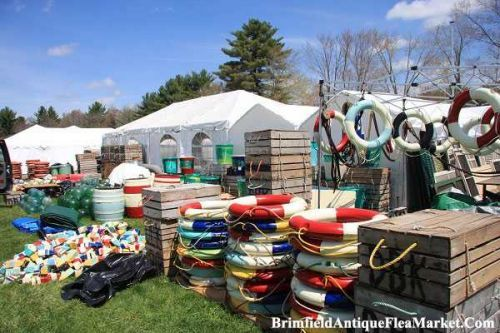 Brimfield's May antique market canceled due to COVID-19 concerns