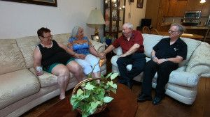 81-Year-Old Woman Meets 3 Siblings She Never Knew Existed