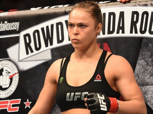 This is everything WWE wrestler Ronda Rousey eats for breakfast, lunch, and dinner