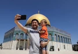 Euromonitor says that Jerusalem is the world's fastest-growing destination