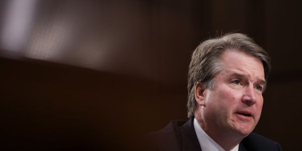 Kavanaugh says he's willing to testify on 'completely false' sexual assault allegation