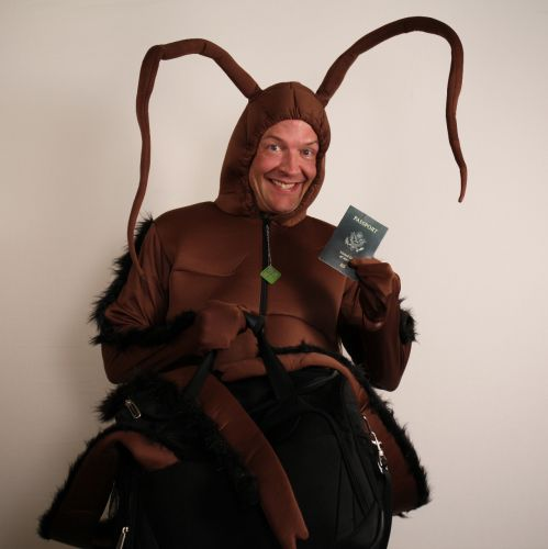 UnBOOlievable Geocaching Halloween Costumes