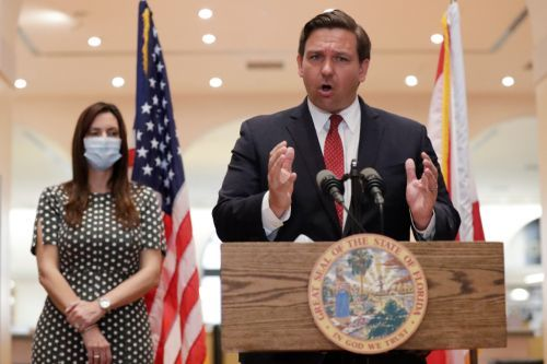 DeSantis calls for 'ton of bricks' penalties on protesters who commit illegal acts