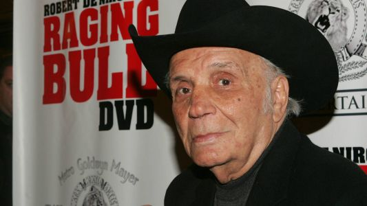 'Raging Bull' Jake LaMotta dead at 96