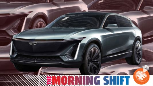 GM Confirms Cadillac's Future Is Almost Exclusively EV Crossovers