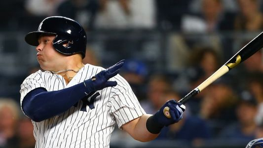 Yankees set MLB record by having 12 players hit 10 or more homers