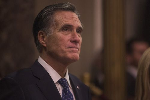 Romney says Bolton may upend Republican fight against witnesses