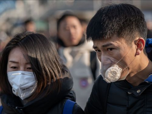 Scientists want to cut off Wuhan from the rest of the world to fight the spread of the deadly virus gripping the city