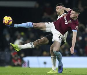 West Ham make it four wins in a row against Fulham