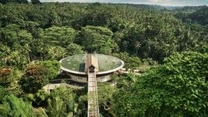 Four Seasons Resort Bali at Sayan Voted 1 Hotel in the World