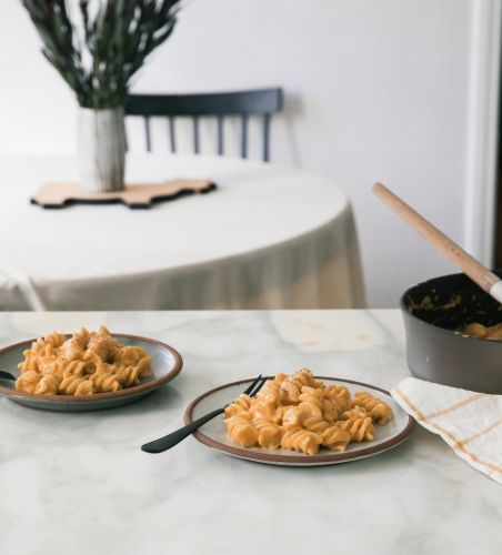 Kick Off Fall with Pumpkin Mac n' Cheese