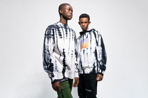 """Daily Paper Explores a """"Psychic Sense"""" in Graphic-Heavy SS20 Collection"""