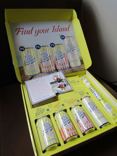 Summertime: Find Your Island