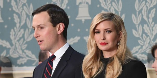 Jared Kushner searched 'how do you caucus' when Trump fans approached him and Ivanka for help at the 2016 Iowa caucus, book says