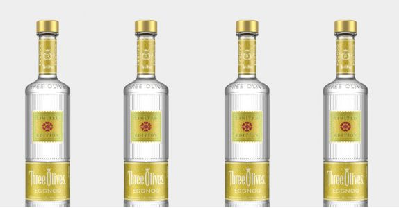 Eggnog Vodka Is Landing Just in Time For Holiday Season