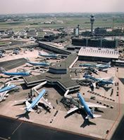 Flights disrupted from Schiphol due to air traffic control, Amsterdam airport closed