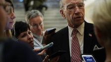Chuck Grassley Says Workload May Deter Women From Joining Judiciary Committee