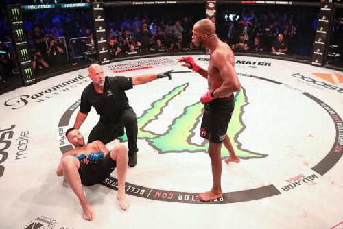 Derek Anderson out of Bellator Europe 6 main event with Michael Page