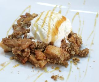 Amazing Apple Crisp