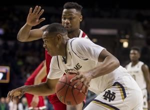 No. 17 NC State holds off Notre Dame 77-73 after Wake loss