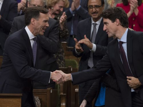John Ivison: Liberals survive Category 5 storm over small business tax, Morneau but emerge diminished