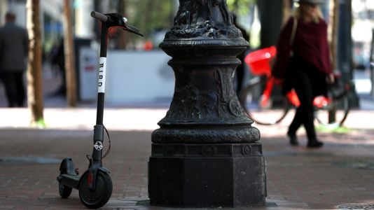 Dockless Scooters Gain Popularity And Scorn Across The U.S