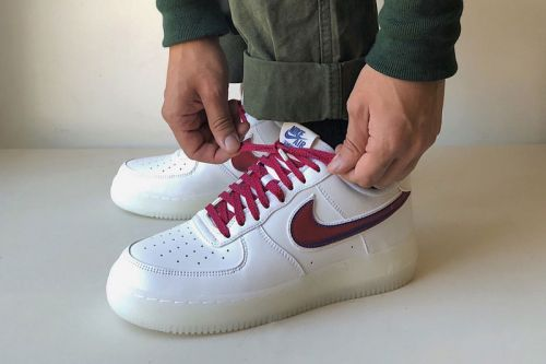 """Nike Celebrates Dominican Culture with Special Air Force 1 """"De Lo Mío"""""""