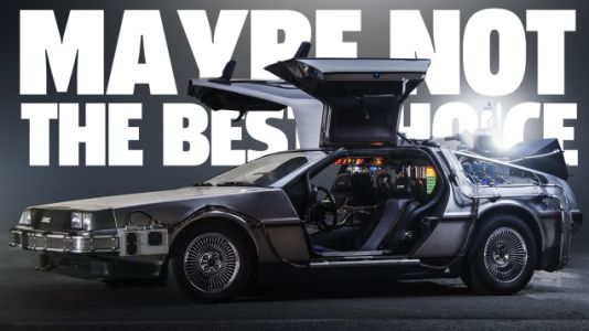 What Is The Best Car To Turn Into A Time Machine?