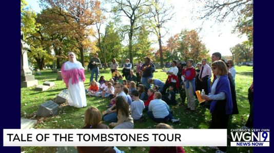 Tale of the Tombstones Cemetery Tours