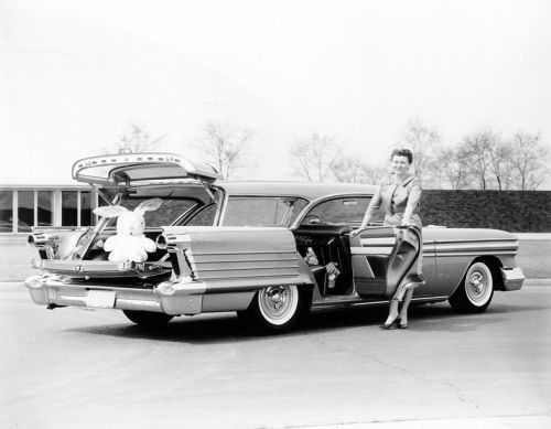 Tracing the Legacy of Car Design's Secret Heroines