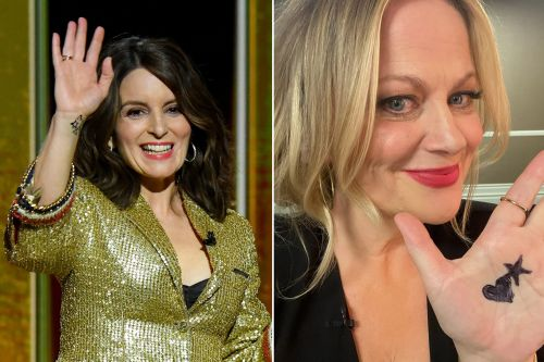Tina Fey and Amy Poehler sent a secret message at the 2021 Golden Globes