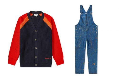 """Pieces From Kid Cudi x A.P.C.'s """"INTERACTION 1"""" Range Are Now Available"""