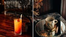 The Best Halloween Cocktails To Make At Home